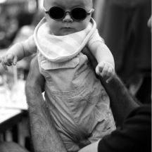 Jam Baby - the youngest blues brother